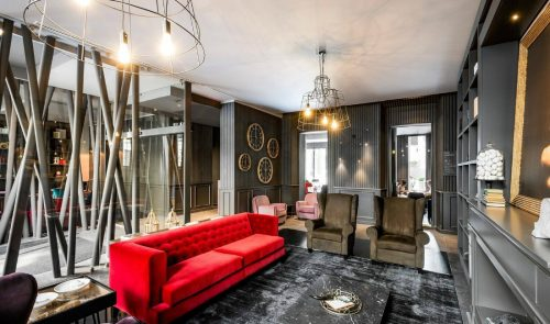 Fifty House Hotel – Milan, Italy
