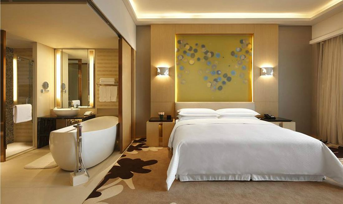 Four Points by Sheraton Luohe – China